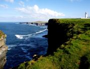 Clare d'ouest Comté de Clare l'Irlande