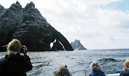 Boottocht naar de Skellig