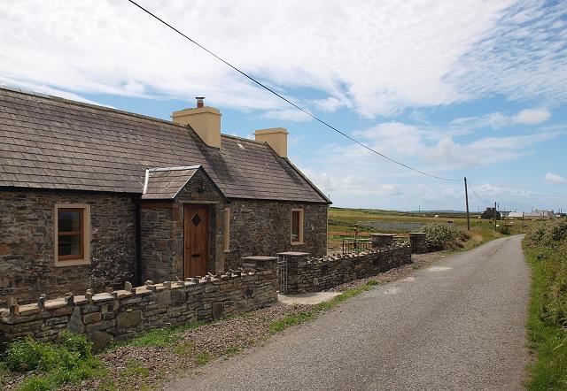 Clogher Vakantiehuisje Traditioneel Ierse Cottage Doonbeg Coclare